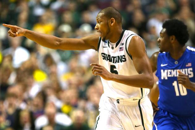 Michigan State vs. Memphis: Live Score and Analysis for Round of 32 Matchup