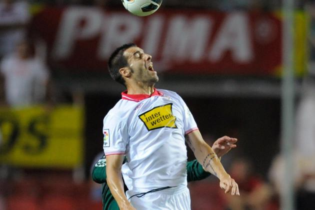 Alvaro Negredo Targeting Premier League Move