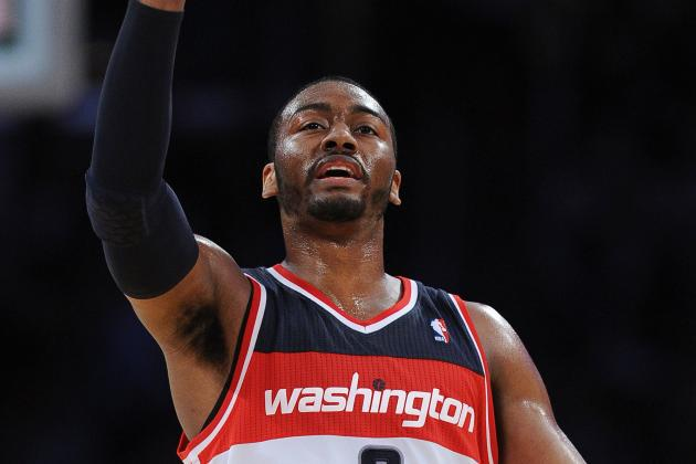Wizards' John Wall Was Driving Force in Win over Lakers