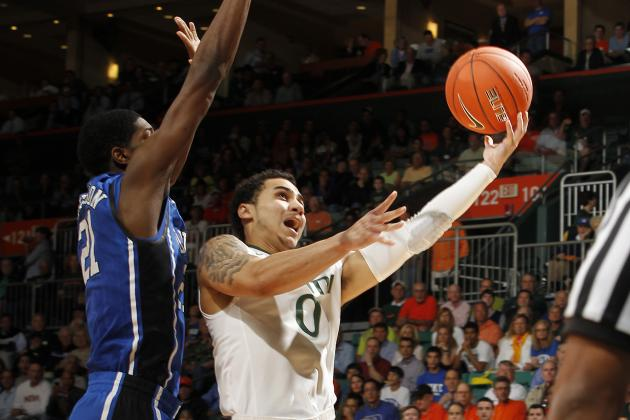 Illini Learned About Canes with Duke Beat Down