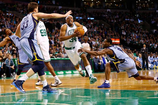 Boston Celtics vs. Memphis Grizzlies: Live Score, Results and Game Highlights