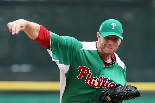Despite Shaky Outing in Minor's, Roy Halladay Expects to Be Ready for Season