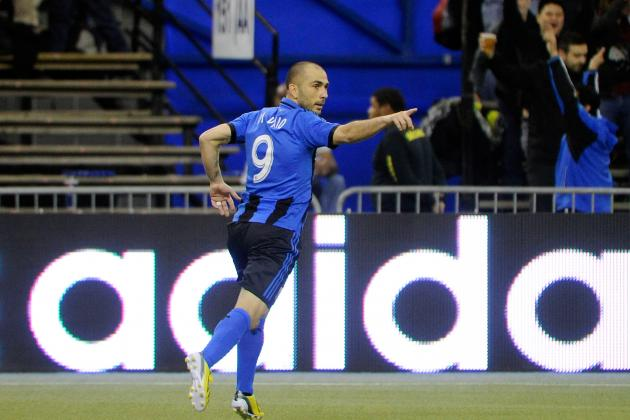 Montreal Impact v New York Red Bulls