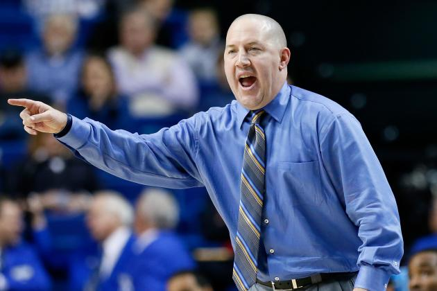 Meet Buzz Williams. You're Going to Like Him.