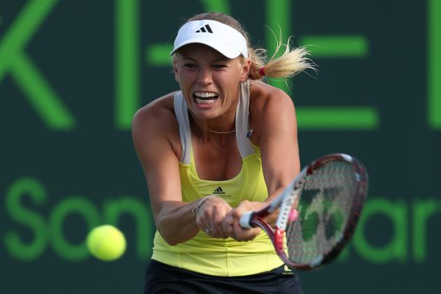 More Woe for Wozniacki in Surprise Wildcard Loss