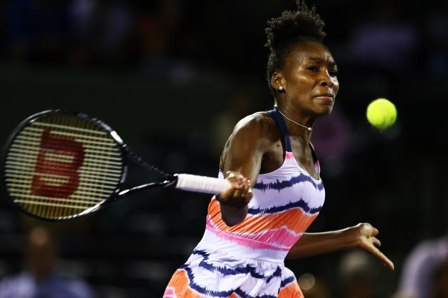 Venus Withdraws from Miami