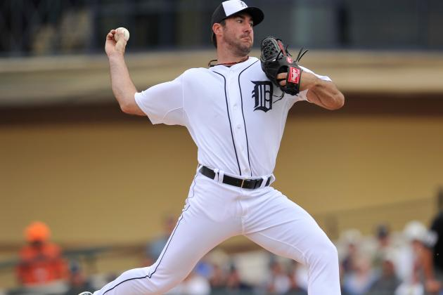 Tigers Ace Justin Verlander Won't Have Contract Talks During Season