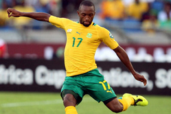 World Cup Qualifying: South Africa 2 Central African Republic 0