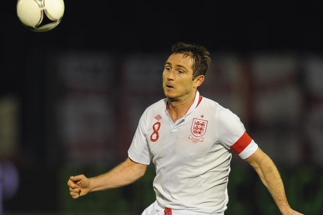 Frank Lampard 'Very Proud' to Become England's Highest-Scoring Midfielder