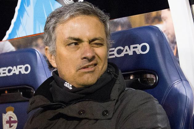 Mourinho Remains Cryptic on His Future