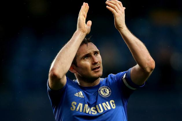 'Chelsea Can't Replace Lampard', Warns England Team-Mate Defoe