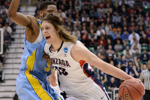 Kelly Olynyk: Zag's Big Man Key to Avoiding Wichita State Upset