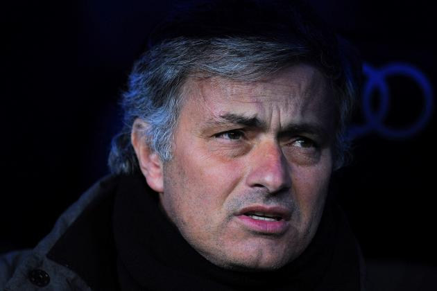 Real Madrid Chief Jose Mourinho Hints He Could Repeat a Career Move