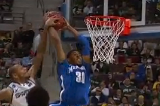 MEM-MICHST: (2nd, 9:10) Block by Payne: March Madness Video Hub
