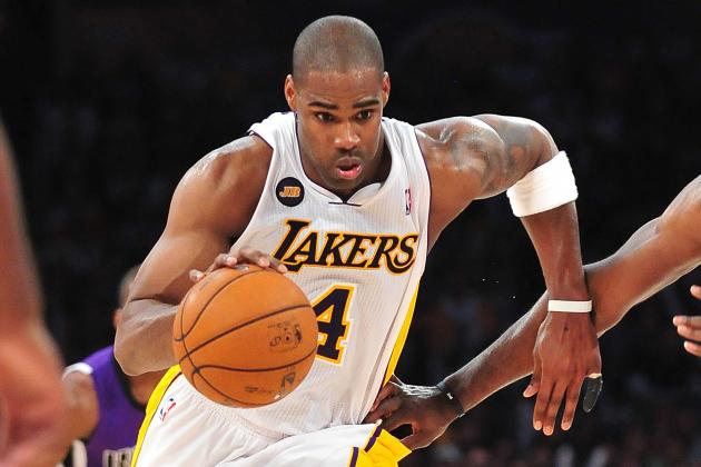 Lakers News: Antawn Jamison Has Slight Tear in Wrist, Will Play | Lakers Nation