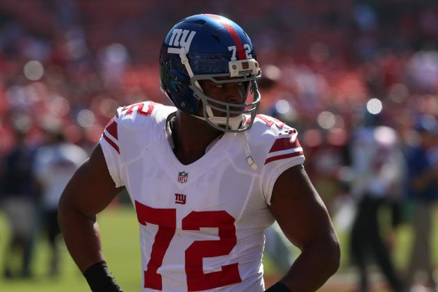 Osi Umenyiora Hoping for the Chance to Win with Atlanta Falcons