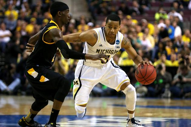 Trey Burke's Bounce Back Game Has Michigan Wolverines in Good Position