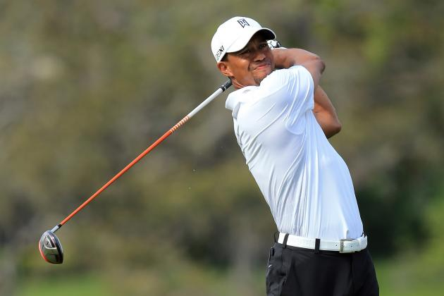 Woods in Line for Win, No. 1 Ranking at Bay Hill