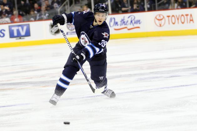 Jets' Enstrom (shoulder) Could Be Returning to the Lineup
