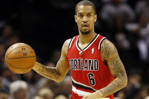 Eric Maynor Returns for First Time with Portland Trail Blazers