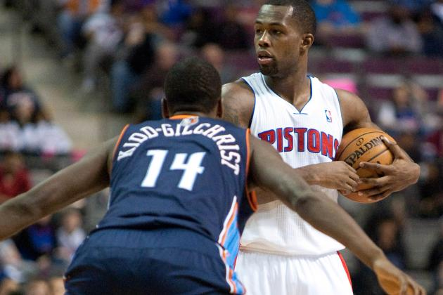 NBA Gamecast: Pistons vs. Bobcats