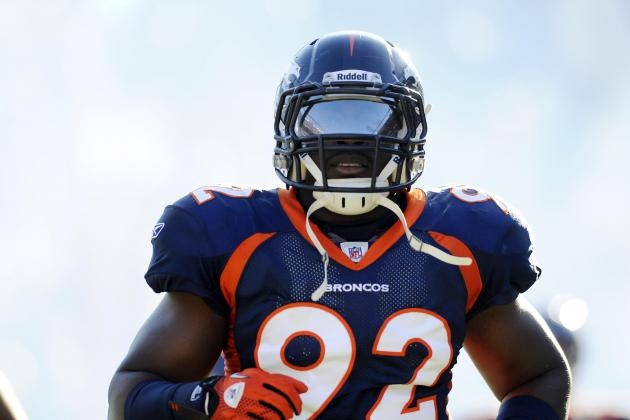 Elvis Dumervil 'Wants to Feel Wanted' by Next NFL Team