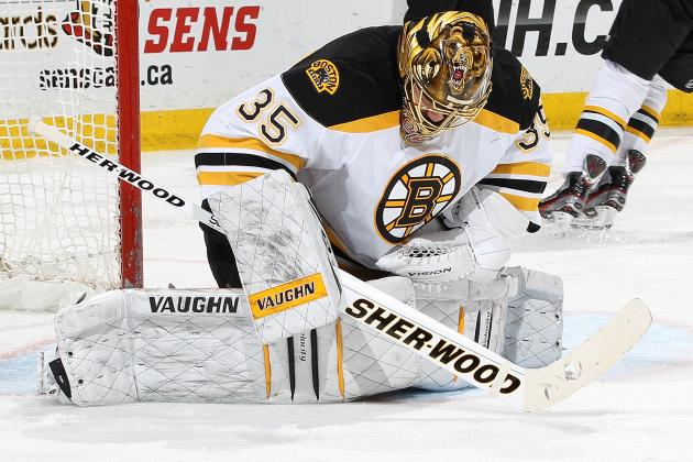 Anton Khudobin to Start for Bruins