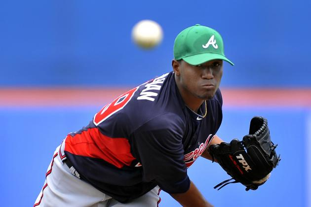 Braves' Julio Teheran Has Had a 'Pretty Awesome' Spring