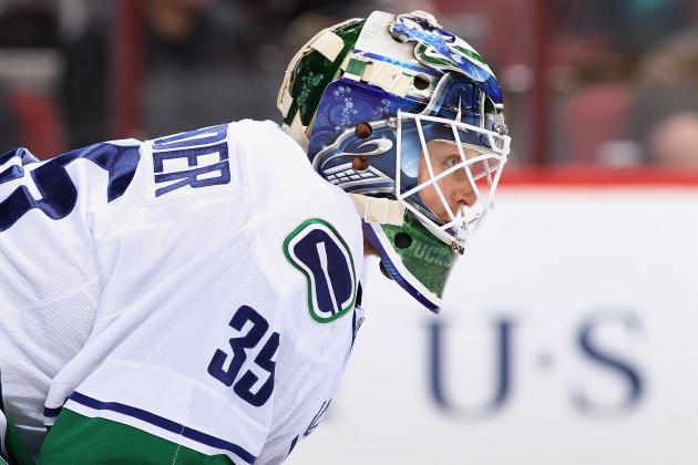 Canucks Send Kings to 2nd Straight Shutout Loss