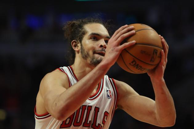 Joakim Noah Injury: Updates on Bulls Center's Foot
