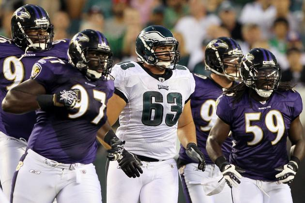 Should the Philadelphia Eagles Give Danny Watkins Another Year at Right Guard?