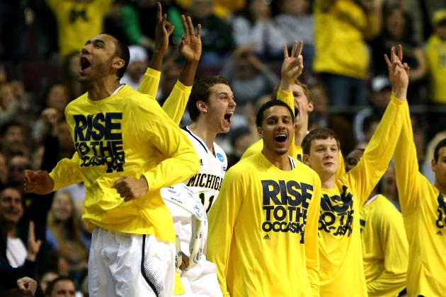 Michigan Basketball: Predicting Remainder of NCAA Tournament for Wolverines