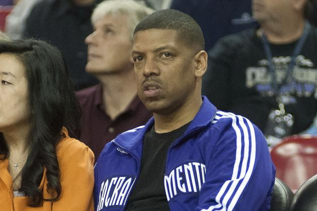 Sacramento Mayor Kevin Johnson Announces Arena Deal with Investors