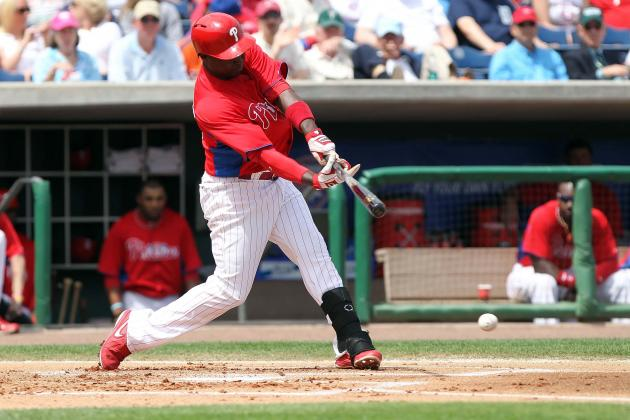 Yuniesky Betancourt's Spring Forces Phillies' Hand