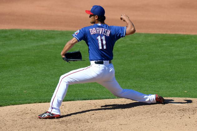 Yu Darvish Returns, Looks Ready for Season
