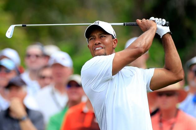 Tiger Woods Meets Rickie Fowler in Colorful and Loud Bay Hill Final