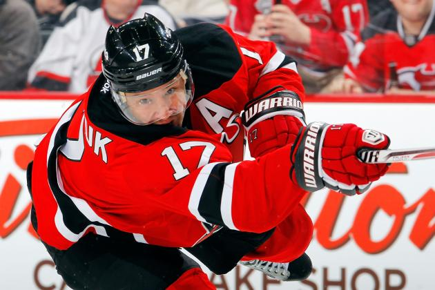Kovalchuk Leaves Game vs. Panthers with Injury