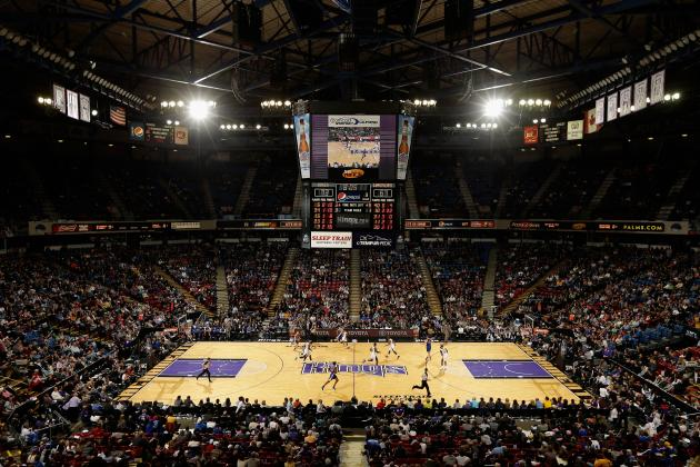 Kevin Johnson Announces Sacramento Deal with New Arena for Kings