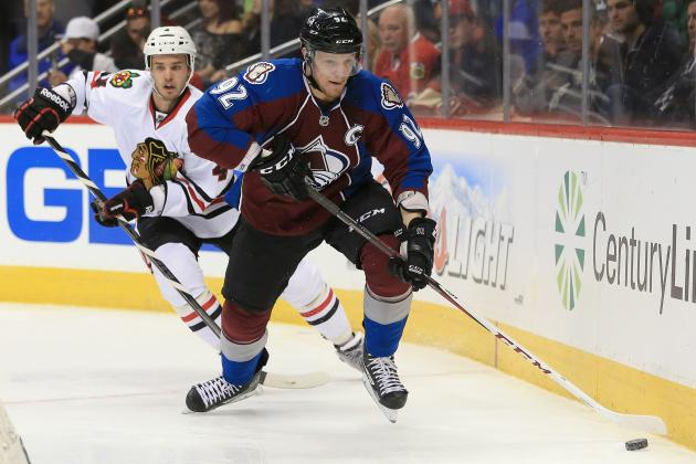 Colorado Avalanche Captain Gabriel Landeskog Scratched with Torso Injury