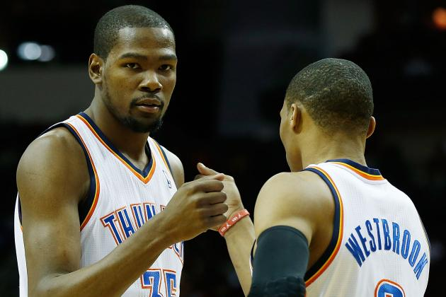 Blueprint for Beating the Oklahoma City Thunder in the 2013 NBA Playoffs