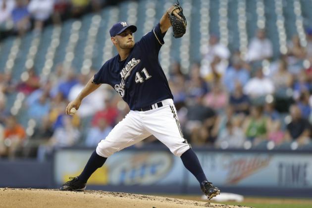 Marco Estrada Pitches Through Illness