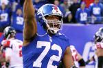Falcons Sign Osi Umenyiora to 2-Year Deal