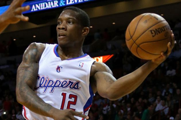 Billups Out; Bledsoe, Turiaf Return