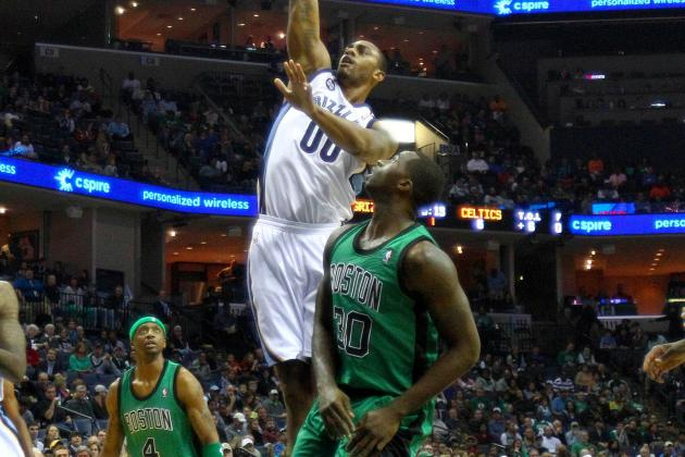 Rapid Reaction: Grizzlies 110, Celtics 106