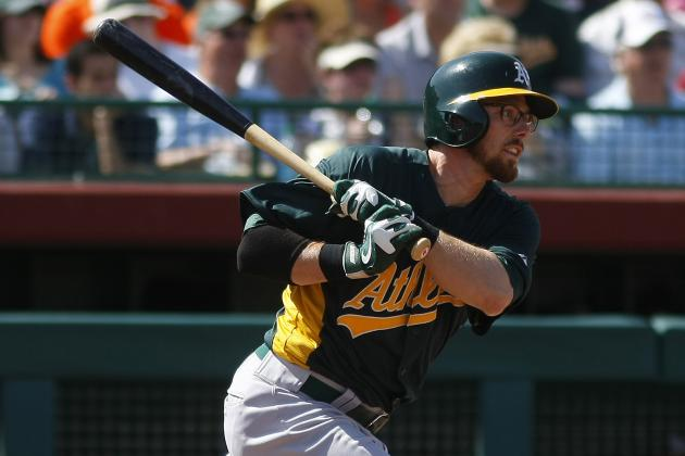 A's Extras: Sogard Making a Strong Case, Nakajima Improving