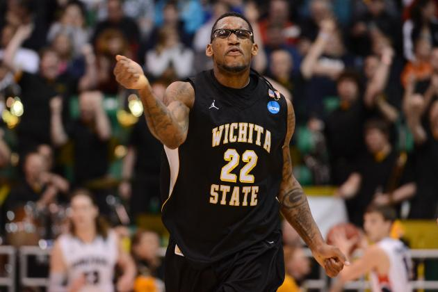 Twitter Reacts as Wichita State Knocks No. 1 Seed Gonzaga out of Tournament