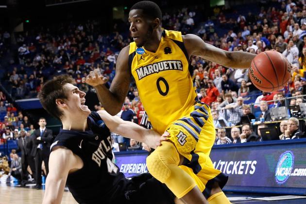 Second Round: Marquette Stuns Butler