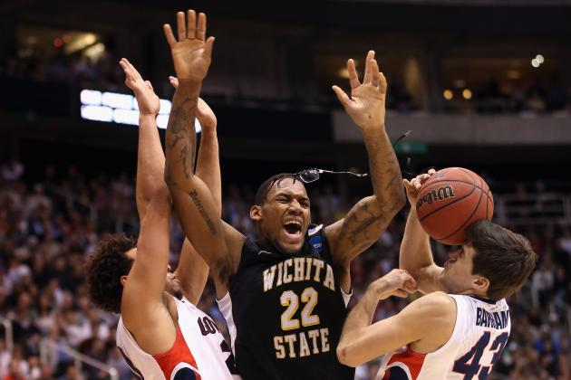 Third Round: Wichita State Shocks Gonzaga