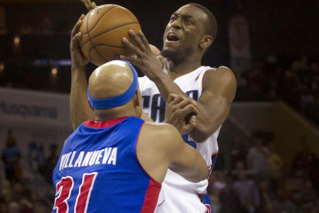 Pistons End 10 Game Losing Streak with 92-91 Win over Charlotte