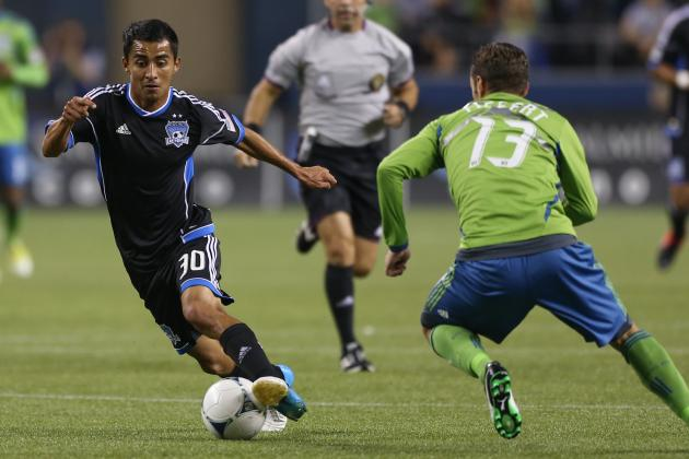 Wondolowski scores, Earthquakes top Sounders 1-0